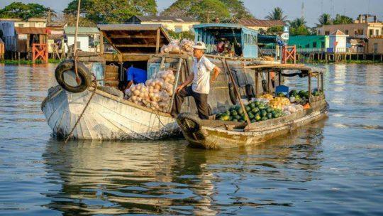Que voir dans le delta du Mékong au Vietnam ?