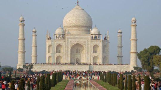 Histoire de l'Inde avant un voyage
