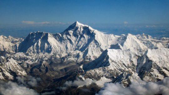 Visiter l'Everest. Deux côtés de l'altitude