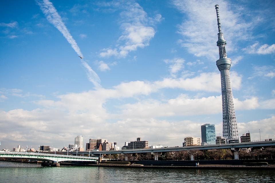 La Tokyo Skytree au Japon tour la plus haute