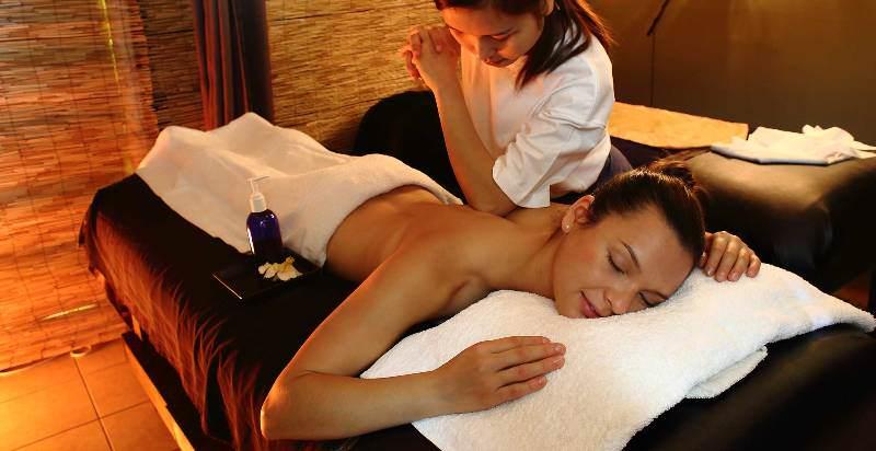 Les Massage thaïlandais