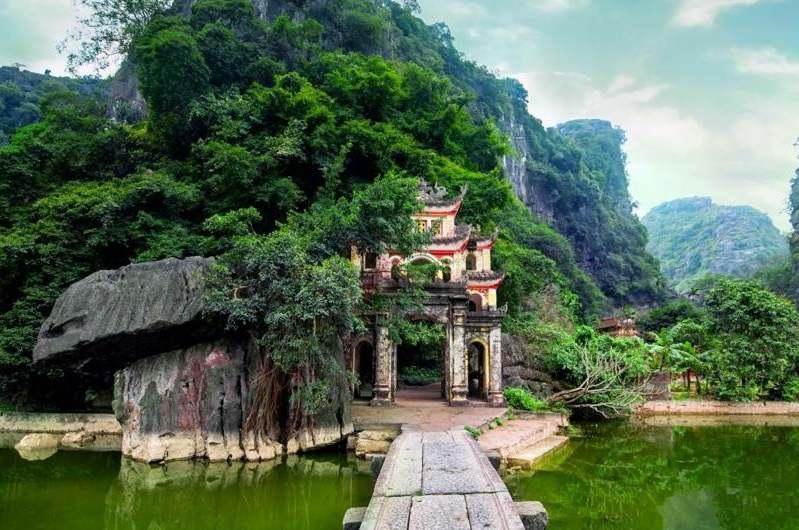 Ninh Binh et les paysages de Trang An au Vietnam