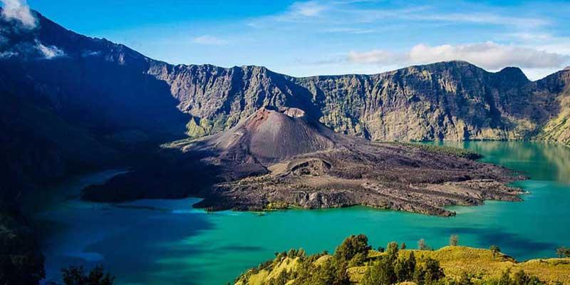 La randonnée volcanique la plus épique d'Indonésie : Le Mont Rinjani