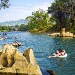Tubing au Laos – La meilleure expérience en Asie du Sud-Est