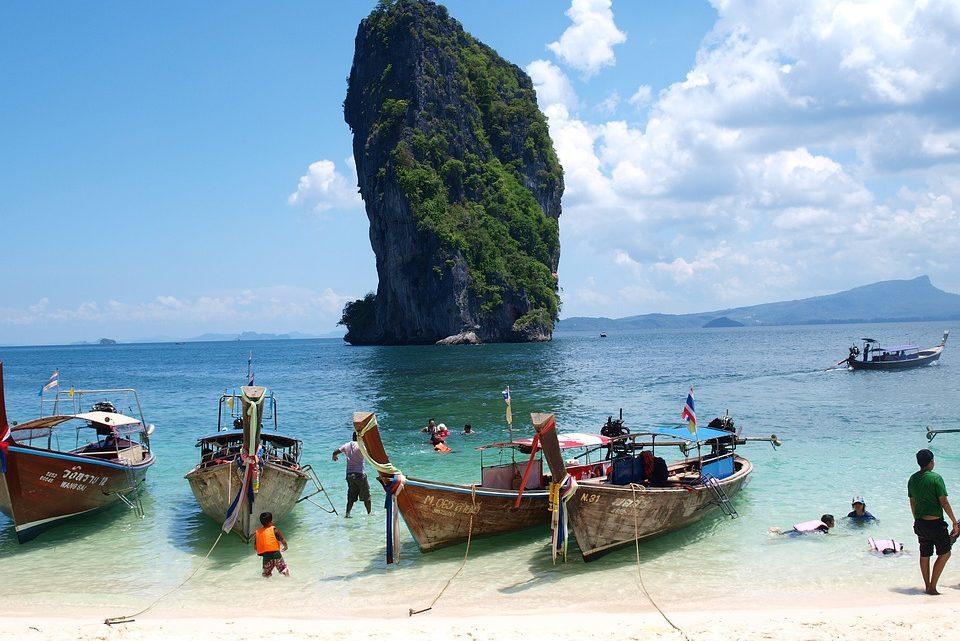 Krabi, le meilleur endroit pour les excursions