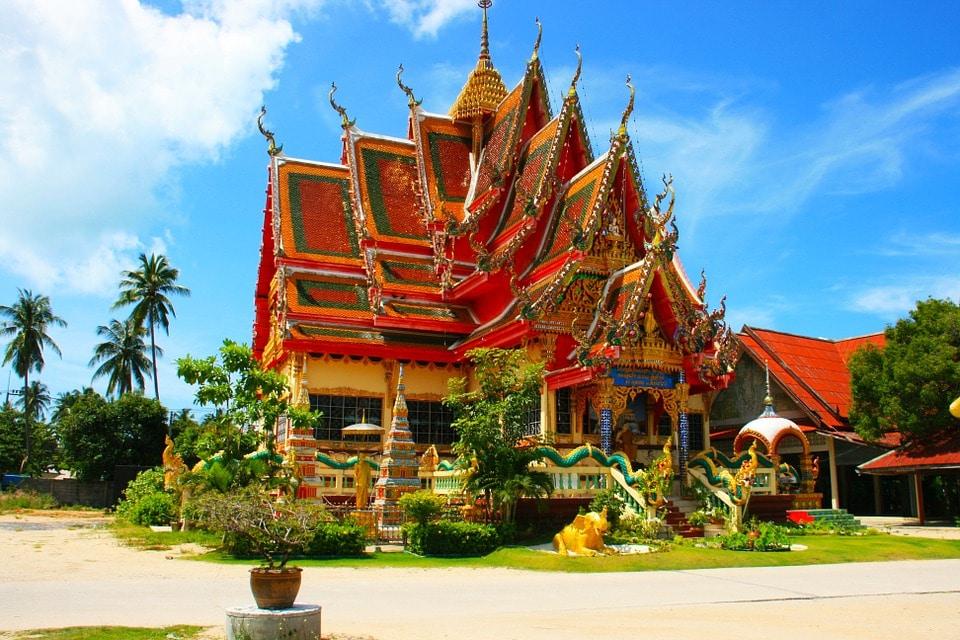 Les maisons d'esprits de Thaïlande