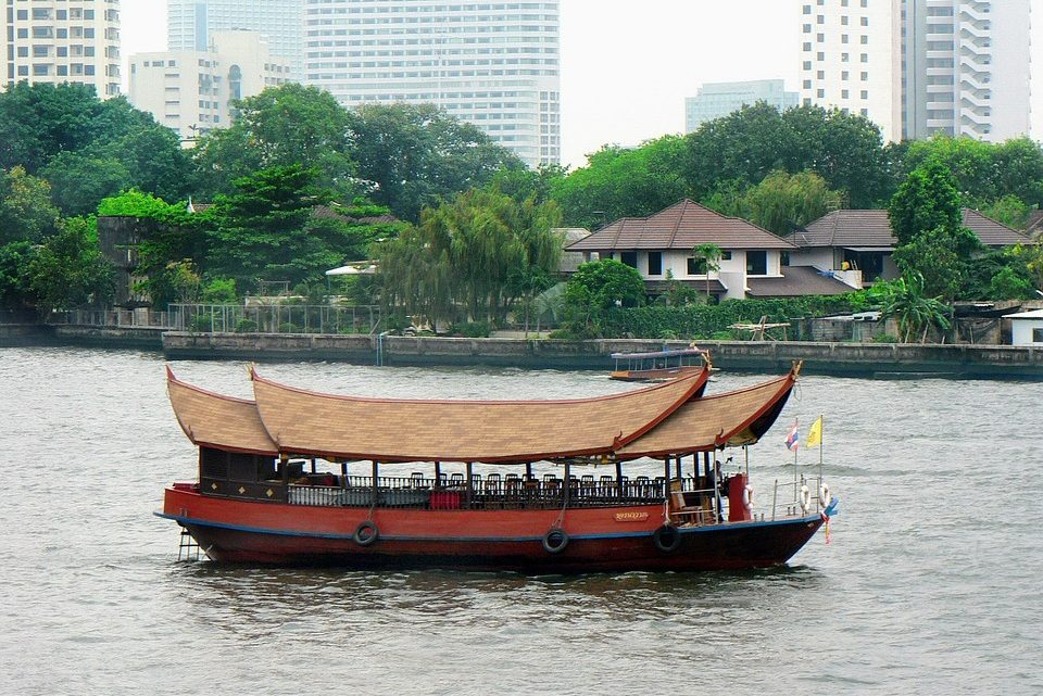 Les fleuves les plus importants de Thaïlande