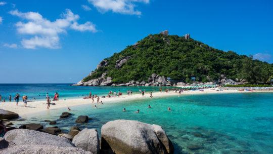 Koh Tao, Iles de Thaïlande pour la plongée sous-marine