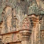 Le temple de Banteay Srei, le joyau de l'art khmer des temples d'Angkor