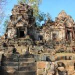 """Wat Ek Phnom, le temple """"angkorien"""" de Battambang"""