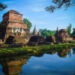 Parc historique de Sukhothai, première capitale de Thaïlande