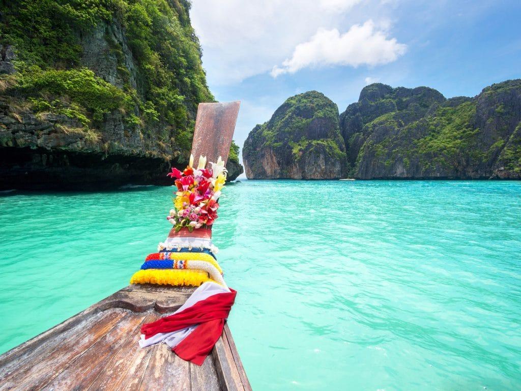 Les plages de Ko Phi Phi – Thaïlande